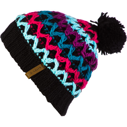 Surf Billabong Snow Monkey Pom Beanie - Women's - $16.77
