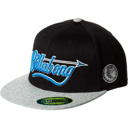 Surf Billabong Geronimo 210-Fit Hat - $17.67