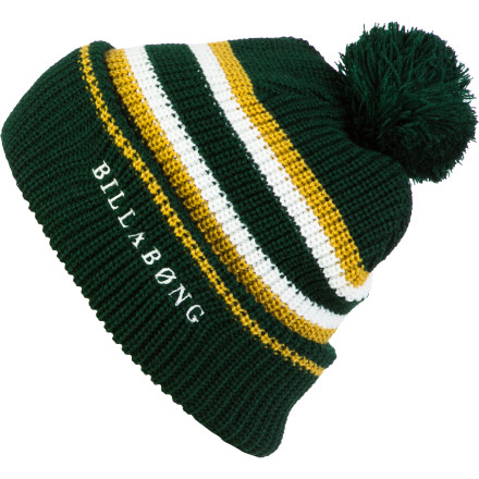 Surf Billabong Canyon Beanie - $14.37