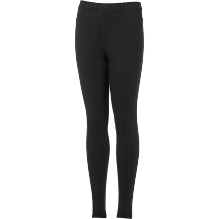 Surf The great thing about the Billabong Girls' Soho Leggings is that they have a basic, straightforward look, a flexible fit, and they go well with just about everything. They're like pants but easier. - $7.19