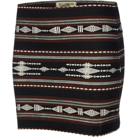 Surf You didn't shave your legs for nothing, so slip into the Billabong Women's Cloud Coverage Skirt and show off your hard work. Rock this sassy little mini whenever you want to give your stems a little extra time in the spotlight. - $19.14