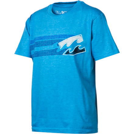 Surf Billabong Send Off T-Shirt - Short-Sleeve - Boys' - $11.17