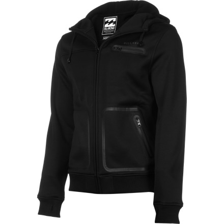 Surf Billabong Slide Hydro Full-Zip Hoodie - Men's - $62.97