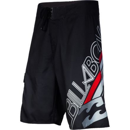 Surf Crank it up to the 11 with the performance-driven Overdrive Boardshort from Billabong. Going HAM has never been easier thanks to the Overdrive's Supreme Suede fabric and extended length. - $43.95
