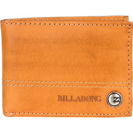 Surf Billabong Vacant Bi-Fold Wallet - Men's - $24.95