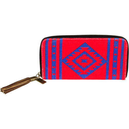 Surf Billabong Zippy Wallet - Women's - $25.03