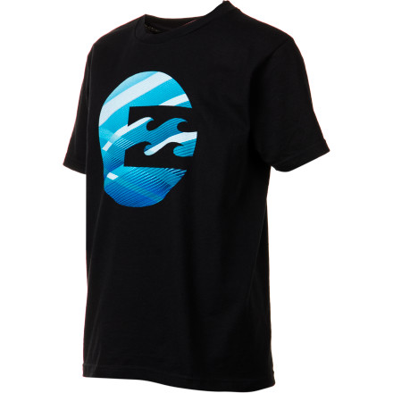 Surf Billabong Hot Shot T-Shirt - Short-Sleeve - Boys' - $12.71