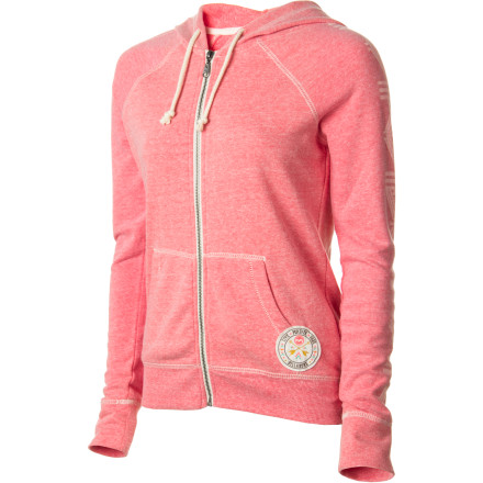 Surf Billabong Together Full-Zip Hoodie - Women's - $29.67