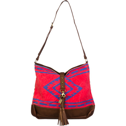 Surf Grab the Billabong Holy Jaupa Bag and toss all of your going-out essentials into this satchel-style bag. Its main compartment has plenty of room for everything you'll need for the evening and is way easier to carry then that big hand bag you were lugging around this afternoon. - $50.53