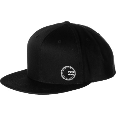 Surf Billabong Primary Snapback Hat - $21.21