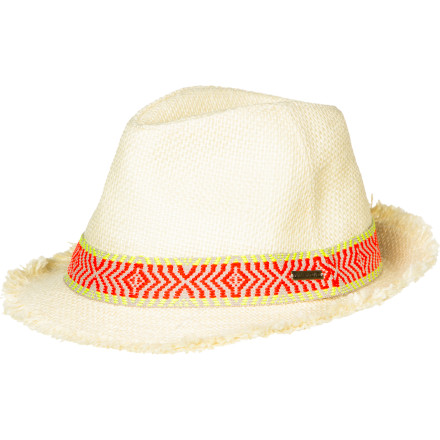 Surf Whether you're having a bad hair day or just looking for an outfit boost, pop on the Billabong Women's Wander Free Fedora and call it good. - $28.86