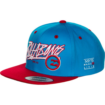 Surf Billabong Salary Snapback Hat - Kids' - $21.21