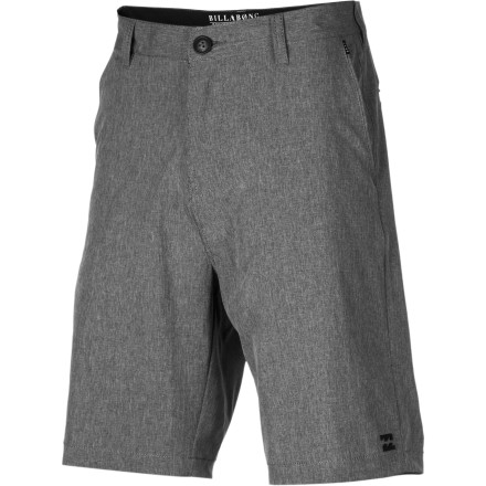 Surf When work, school, or any other stoke-suppressing necessary evil of life has you down, pull on the Billabong Men's Crossfire Hybrid Short and beeline it to the water for a quick sesh on the sets. The fast-drying Platinum X fabric provides you with the mobility of a technical board short with the looks of a casual walk-short. So The Man will be none the wiser. - $54.95