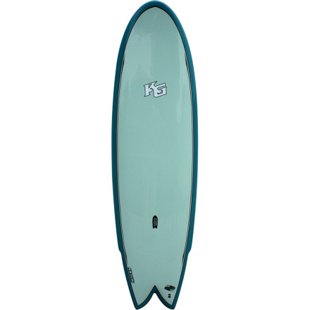 Surf If you want to venture off your longboard and get jiggy with a fish, look no further than the speedy, super-versatile Boardworks KG Orca Fish Surfboard, with wide platform for power-paddling and stability but multiple concaves for maneuverability and high speeds. A vee off the tail responds on big, fast waves, and the swallow design with single wings gives you optimal control for high planing speed and hard-carving. - $602.96