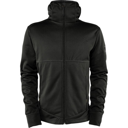 The Bonfire Banked Fleece Jacket takes the bite out of bone-chilling days on the mountain and locks in the heat during a backcountry tour. Super-breathable bonded fleece construction keeps your day from turning clammy and the high collar protects your face from winter's icy clutches. - $40.48