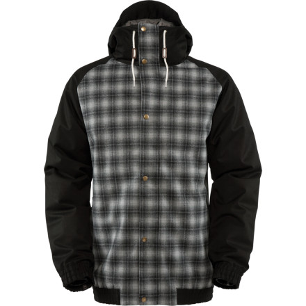 Snowboard As a collaborative effort between Bonfire and Pendleton Woolen Mills, the Bonfire Pendleton Cavalier Insulated Jacket brings together street-savvy style and ready-to-ride tech features such as a DWR coating and 80-gram insulation. - $179.98