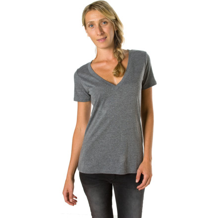 The Brixton Alter T-Shirt is a simple, low-key, and divinely soft V-neck tee that matches with just about anything. And can you ever really have too many of those - $8.39