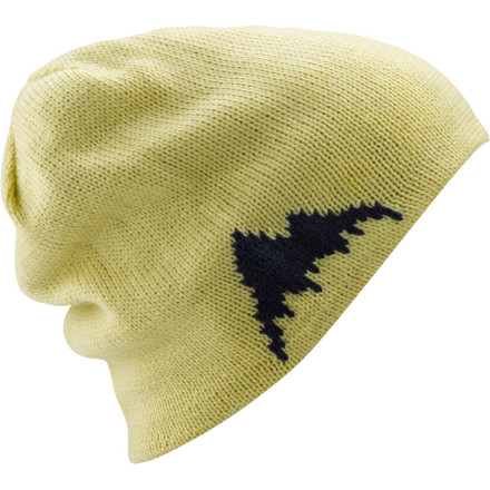 Entertainment Pay homage to your fearless forbears who rocketed down icy slopes in their Sorels strapped to wooden planks, dodging irate patrolers right and left, with the Burton Billboard Heritage Beanie. This classic noggin cover sports the original Burton mountain logo on one side, and a written logo on the reverse. - $14.97