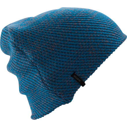 Snowboard Sadly, despite a comfortable acrylic weave, the Burton Pozzebon Beanie won't reach into your brain to explain exactly what a Pozzebon is. But that doesn't mean you can't enjoy it. - $17.37
