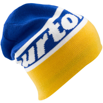 Entertainment Give your boy the Burton Marquee Beanie and let him enjoy all the comfort and joy of being a walking, talking advertisement. - $12.57
