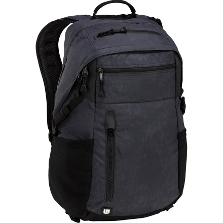 Camp and Hike Your grip on reality may be loose at best, but rest assured the Burton Traction 26L Backpack has a grip on all your most important stuff. - $59.43
