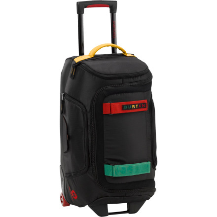 Entertainment Only suckers pay airline bag fees. The Burton Tech Lite Carry-On Bag carries more than enough stuff for a quick work trip or weekend getaway without forcing you to choose between a toothbrush or clean socks. - $139.92