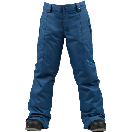 Snowboard One-eyed monsters and knuckle-dragging youth agree that the Burton Boys' Cyclops Insulated Pant is the best pant around for crushing everything in their path and staying dry and warm doing it. - $44.96