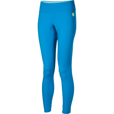 Snowboard Quick-drying, very breathable, and comfortable beyond you expectations. The Burton Women's Midweight Pant has what it takes to keep your day in the cold weather pleasant and funeven if Mother Nature is not in that kind of mood. - $26.97