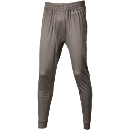 Snowboard The Burtont AK Silkweight Pant features Polartec Power Dry for next-level moisture management. Two different types of yarn combine to provide near-instantaneous dry times with insane next-to-skin comfort and natural odor-fighting properties. - $38.94