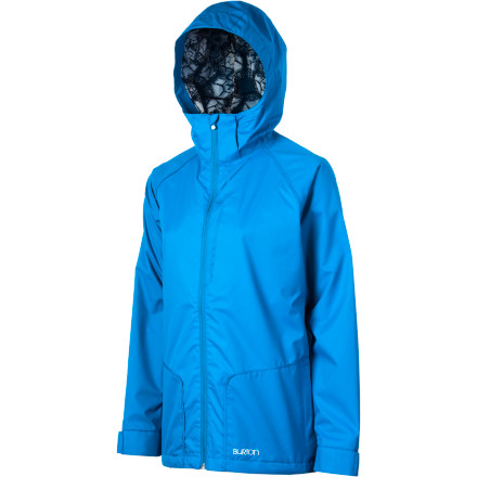 Fitness Hold the elements at bay with the Burton Women's 2L Anthem Jacket. The Anthem provides protection and style without completely eviscerating your wallet, so you can afford to stay dry and eat at the same time. - $54.97