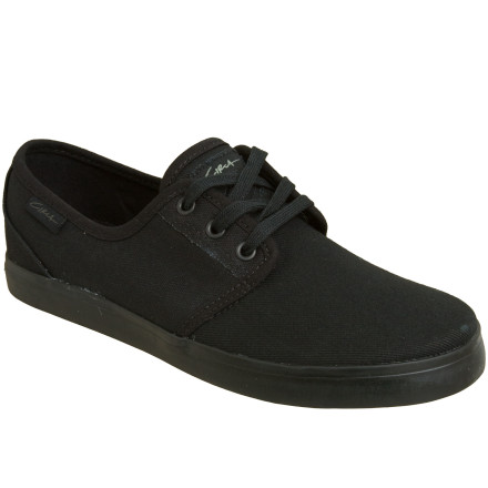Entertainment The slim, low-profile look of the vulcanized C1RCA Men's Crip Shoe won't get you respect from gun-toatin' peeps, but it will get love from wood-packin' homies. Well, since the Crip has more of a street-cas look, you're more likely to catch a glimpse from the person (or people) you're hoping to buy a drink than anyone else. - $30.22
