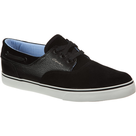 Fitness Low, light, and toughthat's how to describe the C1RCA Men's Valeo Shoe. Wear it when you cruise around town on your bike, when you head to the skatepark to shred some concrete, or when you want something a little more casual for just kicking around the house. - $17.99