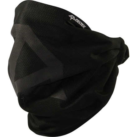 When the wind is trying to backhand you, the Lil' Green Buds fleece in the Celtek Scribble Facemask grabs it by the wrist and put it in a half-nelson. The Scribble keeps you warm, wicks moisture away, and stays put on your face without any tying or constant messing or freezing up on you. - $8.97