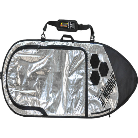 Surf Tuck your board safely into the Channel Islands Approach Surfboard Bag before you toss it into the back of your truck and check out the surf breaks. - $67.96