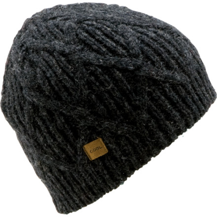Entertainment Dip your hands into a cool stream and search around for those gold nuggets your grandfather told you about while the Coal Yukon Beanie helps you stay warm. Its only a matter of time before you strike it big while wearing this warm, chunky-knit lid. Buy yourself something nice when it happens, and dont forget about all the little people. - $29.95