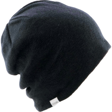 Entertainment You know who you look like wearing the Coal Fields Beanie Someone with a ridiculously comfortable head. And why shouldn't you; this cotton-lined beanie has a fine-gauge slub yarn exterior that's so smooth you'll swear your head was covered in butter. - $29.95