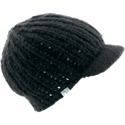 Entertainment Given the opportunity (and the ability to speak), the Coal Womens Mina Beanie would order a hot rum toddy with a whipped-cream topper. Pleasantly warm, a little spicy, and crafted with love; thats the curvaceous Mina for you. - $9.98