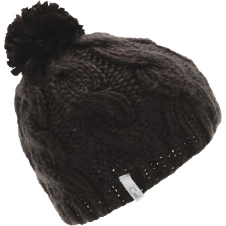 Grab the Coal Rosa Beanie for your little monkey and take 'em outside to burn off as much energy as possible. - $16.77
