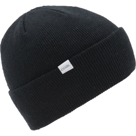 Made with 100% organic cotton, the Coal Considered Hansen Beanie ensures you stay warm, cozy, and green-as-can-be. - $29.95