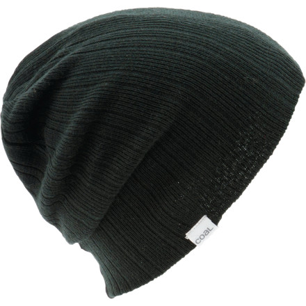 The Cole Allen Beanie isn't going to judge you for your obsession fondling your sweaters, but if you don't cut it in on the profit it may have to start a blog. - $13.98