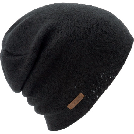 You might look pretty cute with rosy cheeks, but frostbitten ears are a turn off, so slip on the Coal Women's Julietta Beanie and save your lovely lobes. - $19.95