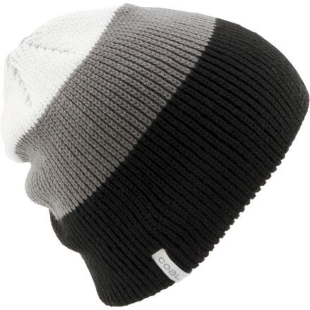 Throw the Coal Frena Beanie on your little nipper's noggin and head out into the cold with wild abandon. - $10.77