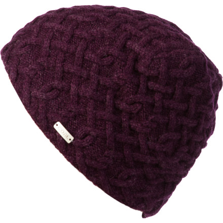 A walk downtown might be cold and snowy, but you can wear the Coal Women's Considered Paige Beanie to keep you head toasty. Plus, getting out of your dusty apartment reminds you that winter is only as dreary as you make it. - $26.97