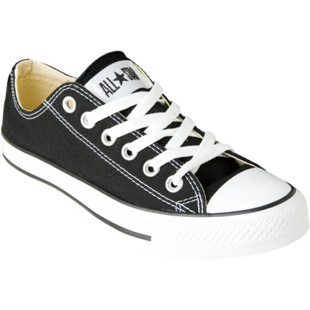 Entertainment Youve trusted Chuck with your footwear since before you can remember, so why wouldnt you slip your feet into the Converse Mens Chuck Taylor All Star OX Shoes. They have the same classic design youve come to love. If you didnt choose them it would be like cheating. - $39.96