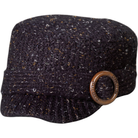 Climbing Climb under the DAKINE Samantha Hat, and let it take you all over the world. The Samantha gives you a look of distinction and experience that makes it more believable when someone mentions a far-off place, and you lie about having been there. - $16.77