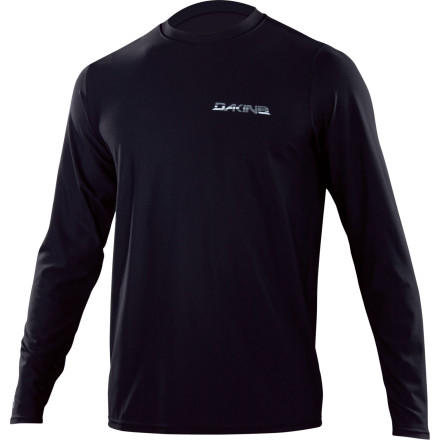 Surf If you like the sun and skin protection that rashguards offer, but hate feeling restricted with lycra, check out the DAKINE Off Shore Rashguard. The looser-fitting polyester mesh dries quickly, and boasts an SPF-50 rating that protects against UV rays. - $29.97