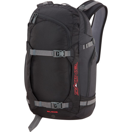 Snowboard The durable, feature-loaded DAKINE Blade 38L Backpack boasts more than enough storage space for all-day backcountry excursions, with comfortable carrying options for both boards and skis. - $115.47