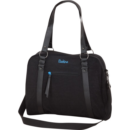 Entertainment The DAKINE Carrie 17L Bag carries all your stuff, is a great carry-on, and has a style that carries over to work, travel, and play and work again. Carry on now. - $45.47