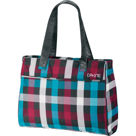 Surf The DAKINE Jenna Bag carries your laptop safely and has enough room for lunch, gym clothes, and anything else you need for a long day away from home. - $40.57