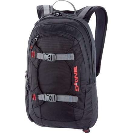 Camp and Hike Inspired by the epic steeps and outrageous snow totals of the Pacific Northwest, the DAKINE Baker 16L Backpack offers enough storage space for all the essentials without unnecessary bulk to hold you back. - $55.97